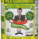 Mild Minced Giardiniera