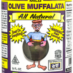 Mild Olive Muffalata